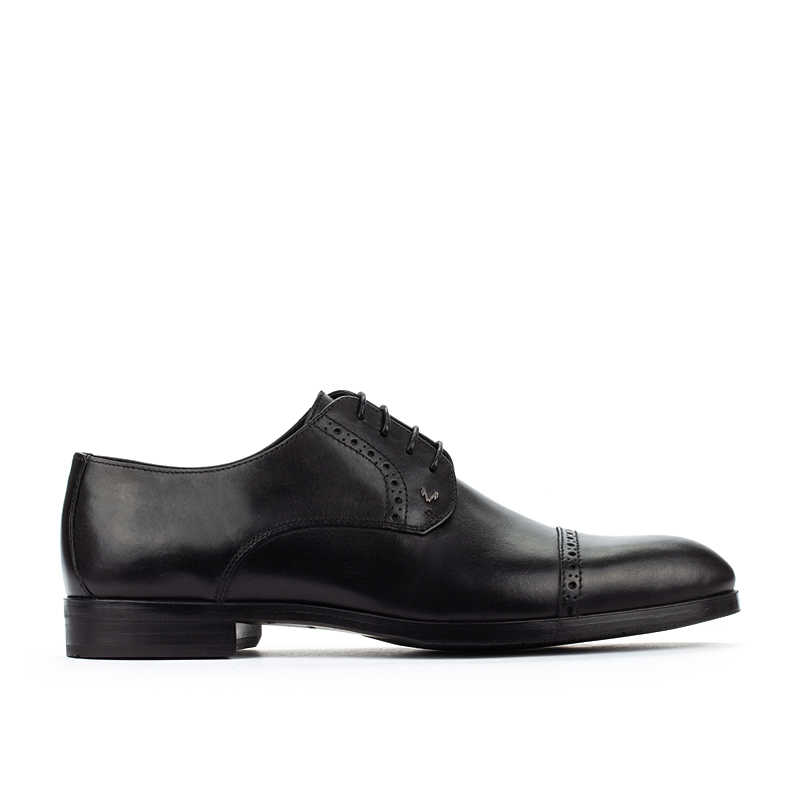 Beyond Lace Up Shoes for Men Oxfords Derbies and Brogues - Martinelli - GOOFASH - Mens LEATHER SHOES