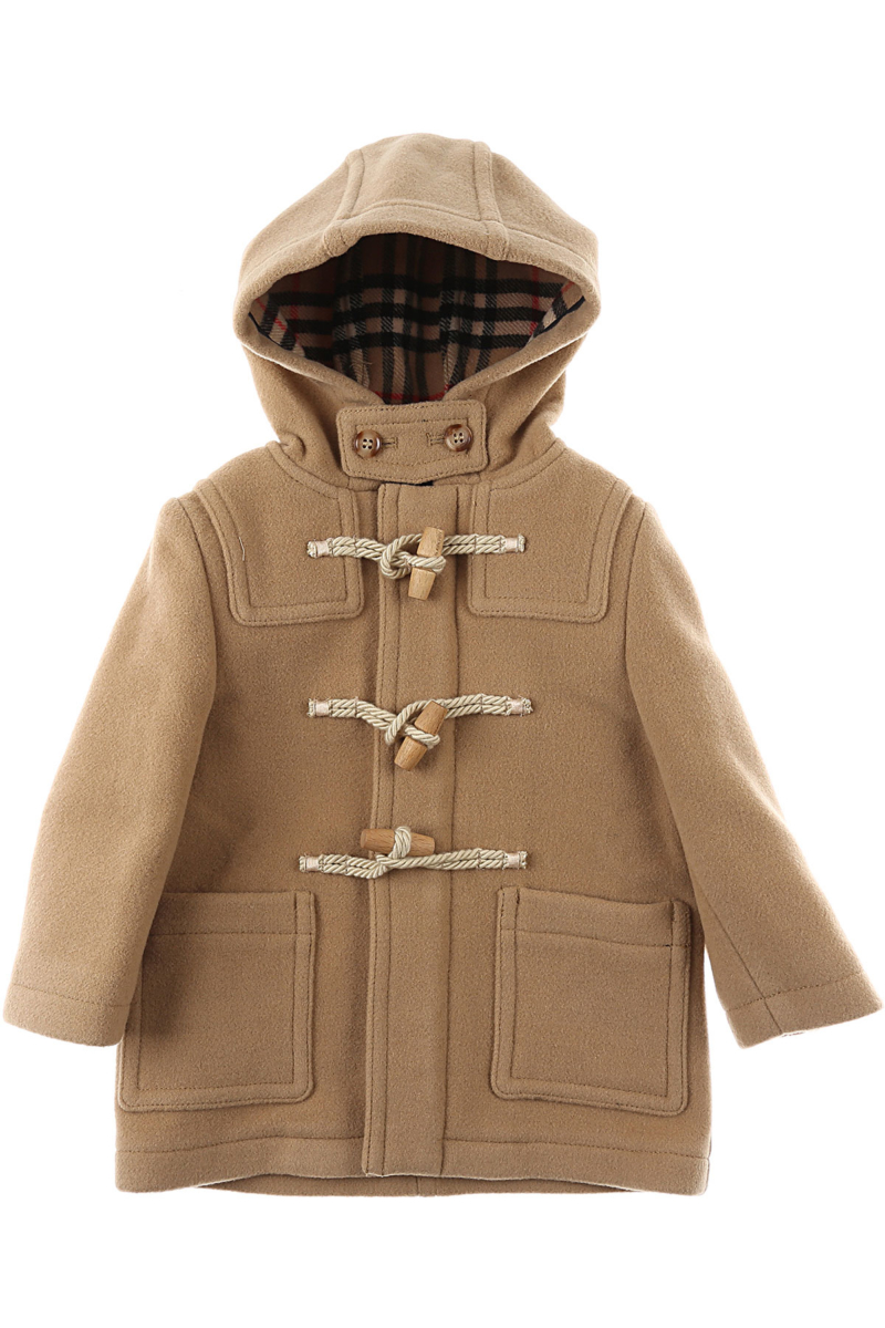 Burberry Baby Coats for Boys Archive Beige Canada - GOOFASH - Mens COATS