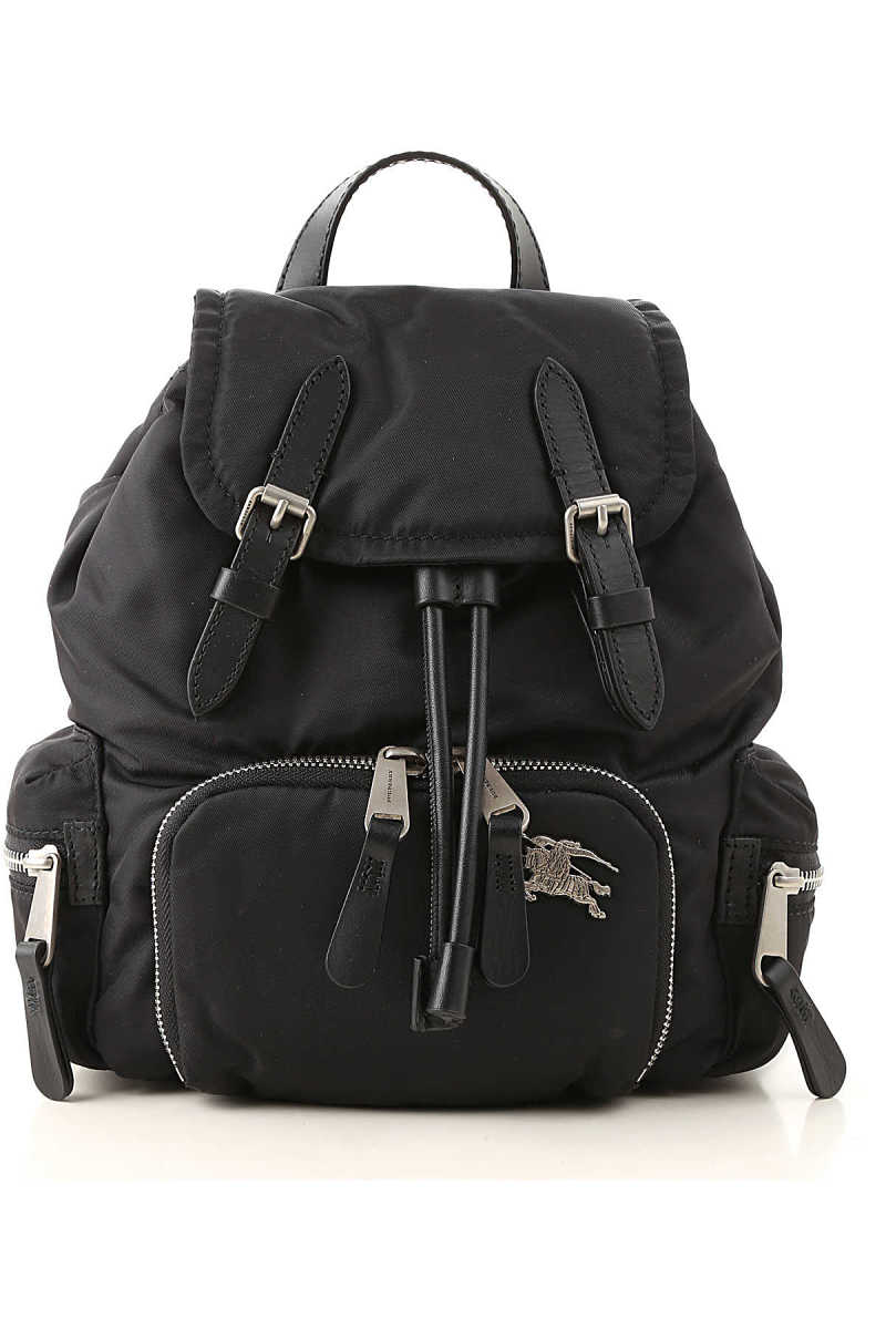 Burberry Backpack for Women Black Canada - GOOFASH - Womens BAGS