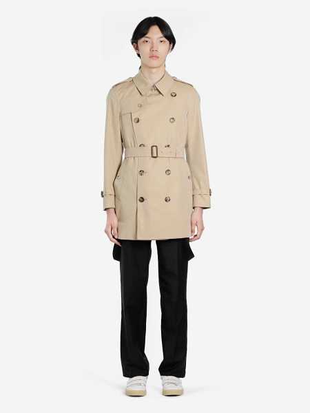 Burberry Coats Brown USA - GOOFASH - Mens COATS