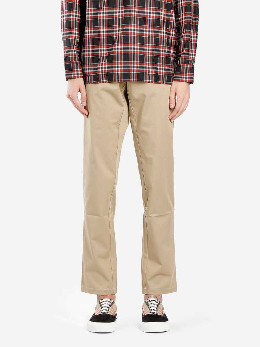 Burberry Trousers Brown Canada - GOOFASH - Mens TROUSERS