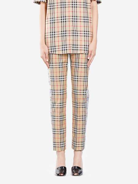 Burberry Trousers Multicolor Canada - GOOFASH - Womens TROUSERS