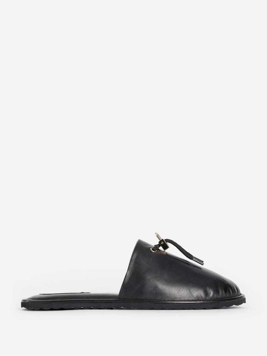 Buscemi Loafers Black USA - GOOFASH - Mens LOAFERS