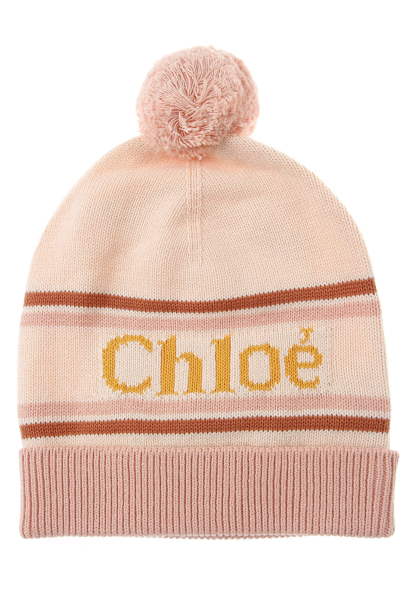 Chloe Kids Hats for Girls Pink Canada - GOOFASH - Womens HATS