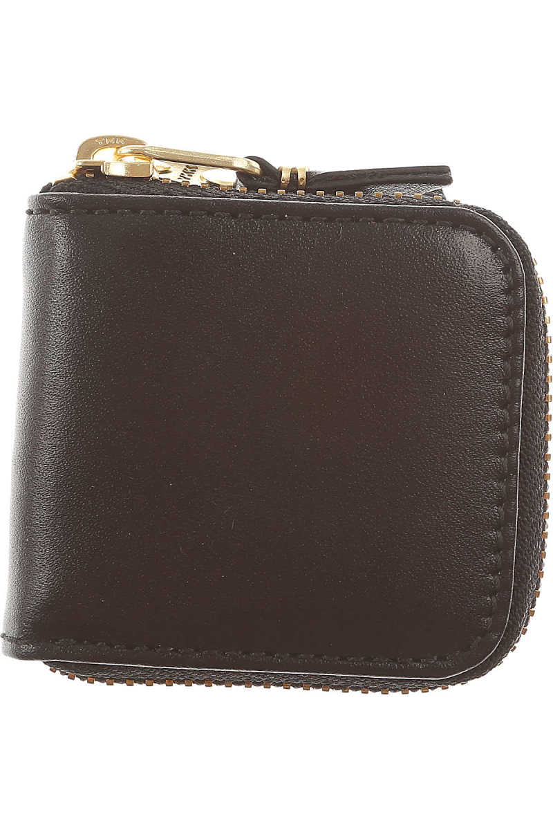 Comme des Garcons Wallet for Men Black Canada - GOOFASH - Mens WALLETS