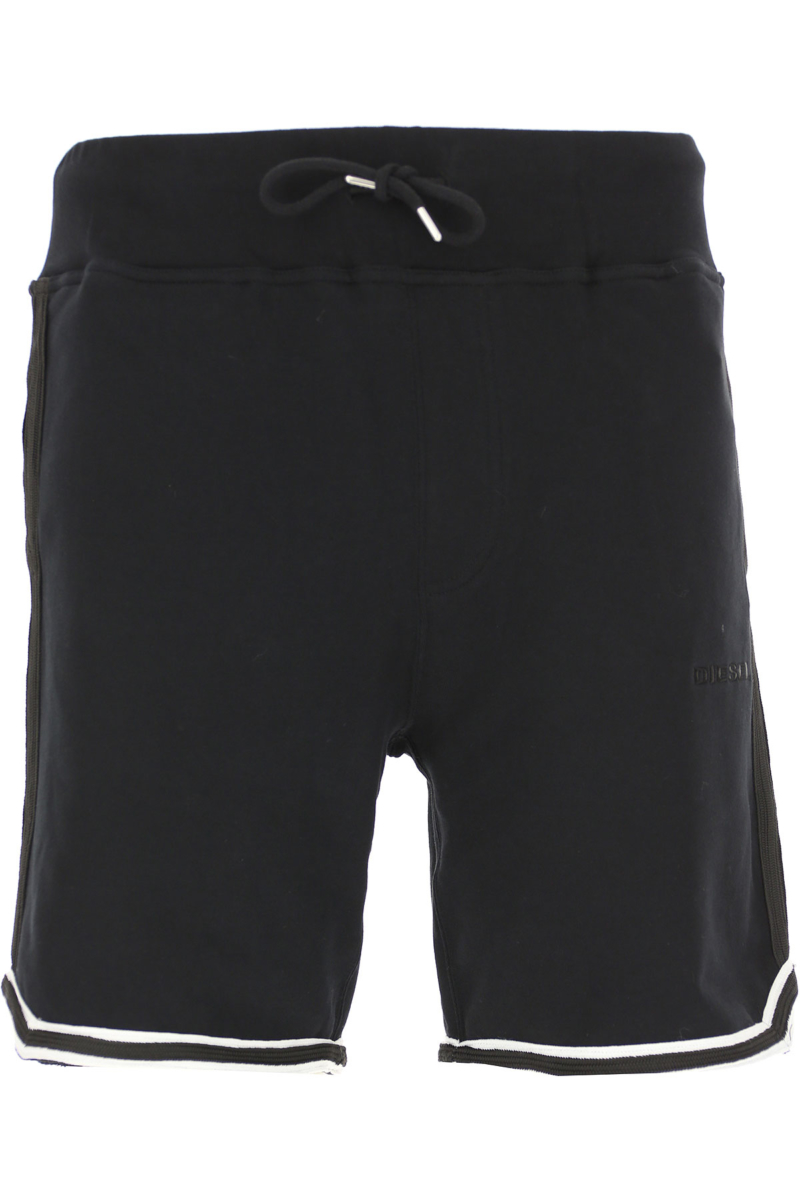 Diesel Men's Sportswear for Gym Workouts and Running Black Canada - GOOFASH -