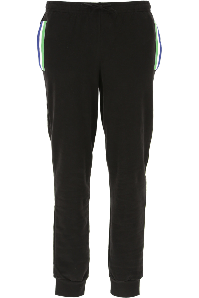 Dirk Bikkembergs Men's Sportswear for Gym Workouts and Running Black Canada - GOOFASH -