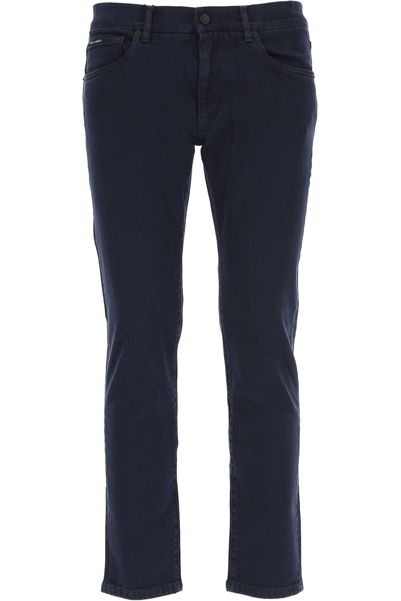 Dolce & Gabbana Jeans in Outlet Blue Dark Canada - GOOFASH - Mens JEANS