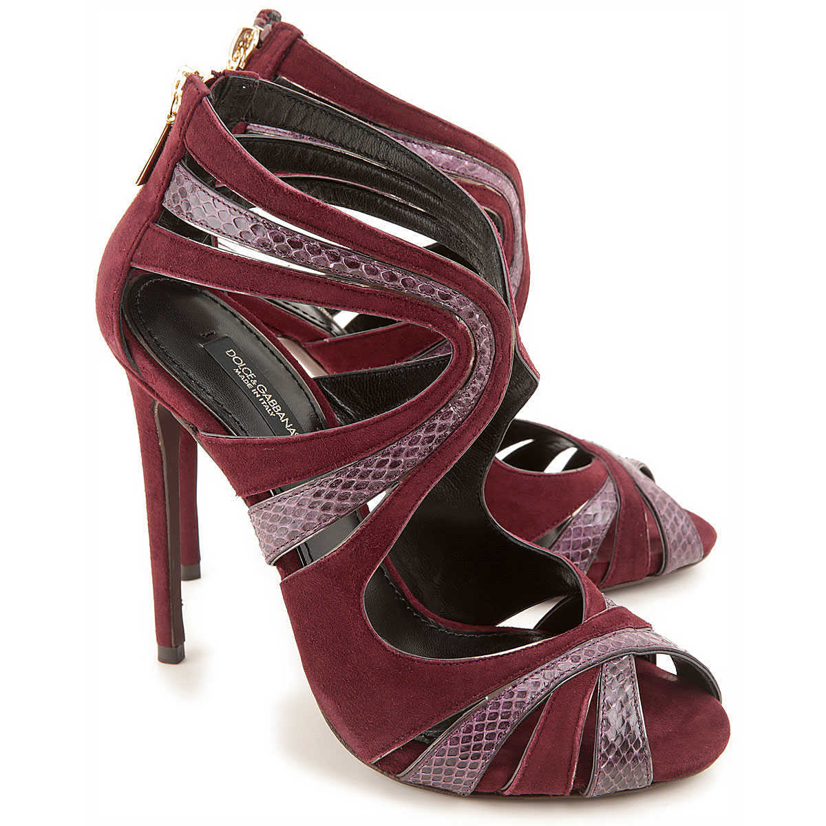 Dolce & Gabbana Sandals for Women in Outlet ribes Canada - GOOFASH - Womens SANDALS