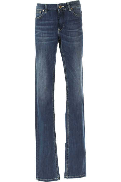Dondup Kids Jeans for Girls in Outlet Denim Canada - GOOFASH - Womens JEANS