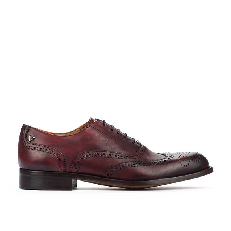 Doucals Lace Up Shoes for Men Oxfords Derbies and Brogues - Martinelli - GOOFASH - Mens LEATHER SHOES