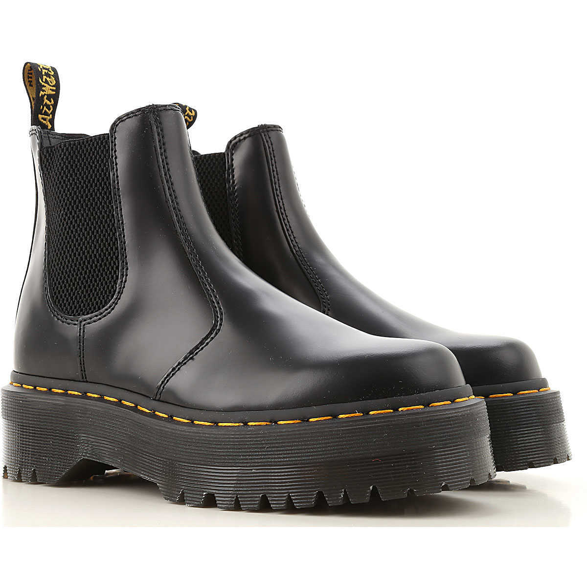 Dr. Martens Chelsea Boots for Women Black Canada - GOOFASH - Womens BOOTS