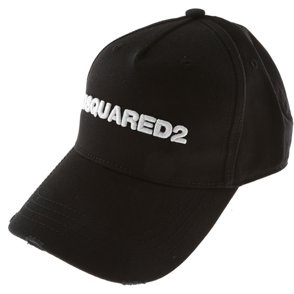 Dsquared2 Hat for Women Black Canada - GOOFASH - Mens HATS