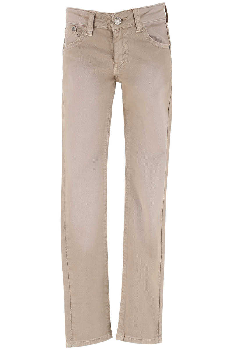 Emporio Armani Kids Jeans for Boys in Outlet Beige Canada - GOOFASH - Mens JEANS