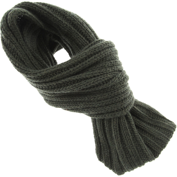 Emporio Armani Scarf for Men in Outlet Forest Green Canada - GOOFASH - Mens SCARFS