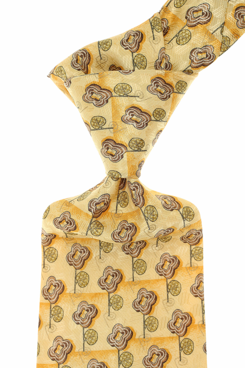 Ermenegildo Zegna Ties Pale Yellow Canada - GOOFASH - Mens NECKTIES