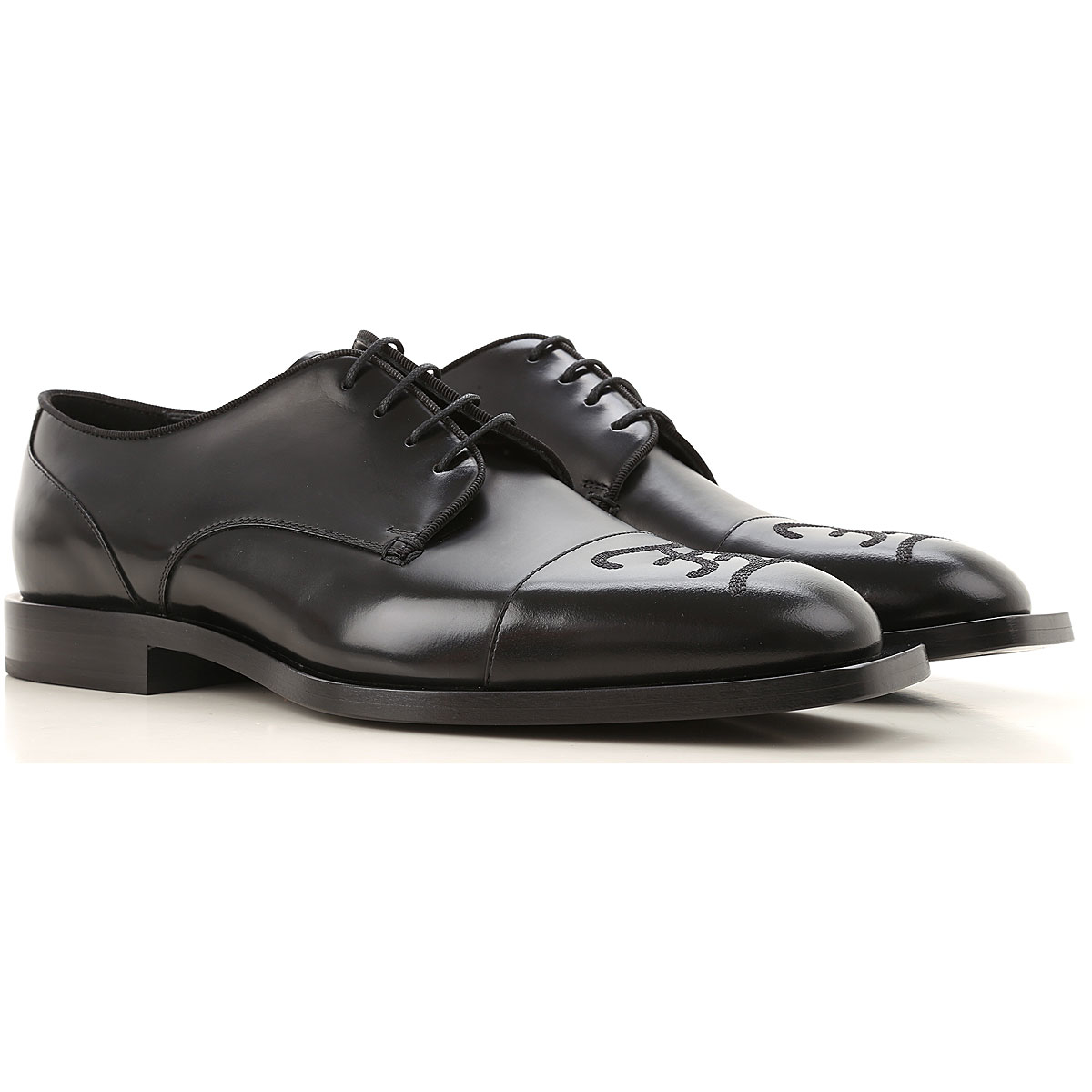 Fendi Lace Up Shoes for Men Oxfords Derbies and Brogues Canada - GOOFASH - Mens FORMAL SHOES