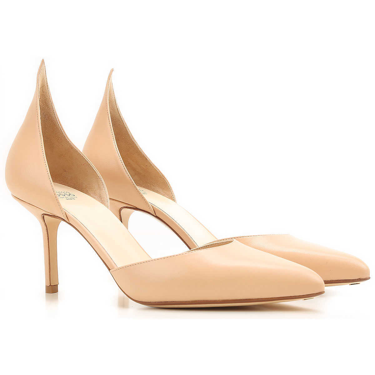 Francesco Russo Pumps & High Heels for Women in Outlet skin Canada - GOOFASH - Womens PUMPS