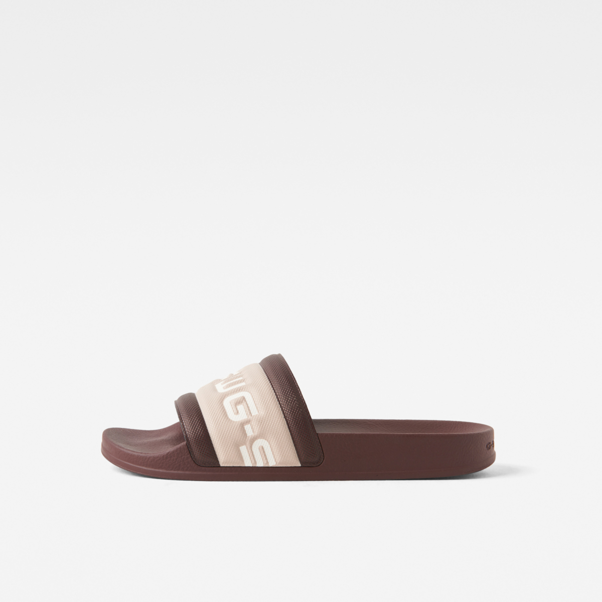 G-Star Shoes Cart Slide III Sandals Red Male Canada - GOOFASH - Mens SANDALS