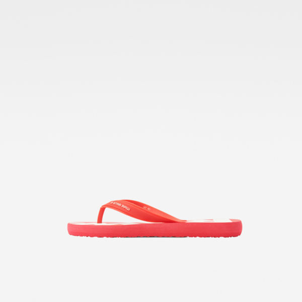 G-Star Shoes Dend Slipper Red Female Canada - GOOFASH - Womens SLIPPERS