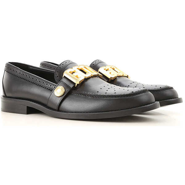 GCDS Loafers for Men Black Canada - GOOFASH - Mens LOAFERS