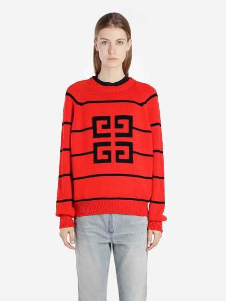 Givenchy Knitwear Red