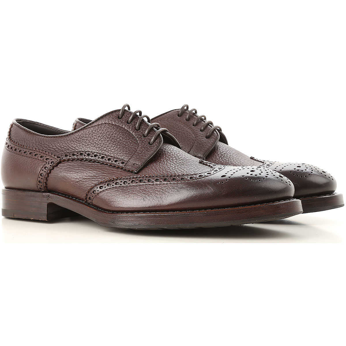 Henderson Lace Up Shoes for Men Oxfords Derbies and Brogues On Sale Canada - GOOFASH - Mens FORMAL SHOES