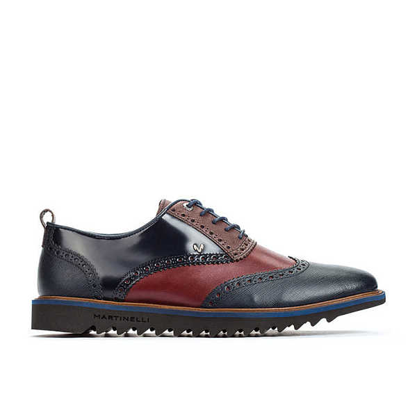 Hogan Brogues Oxford Shoes On Sale in Outlet Black - Martinelli - GOOFASH - Mens LEATHER SHOES