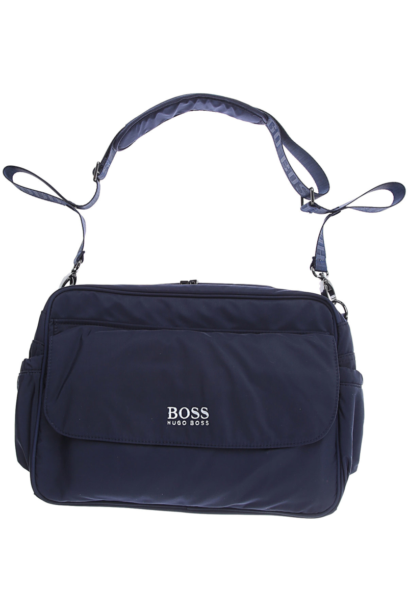 Hugo Boss Handbags Blue Canada - GOOFASH - Mens BAGS