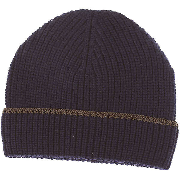 Il Gufo Kids Hats for Boys Blue Canada - GOOFASH - Mens HATS