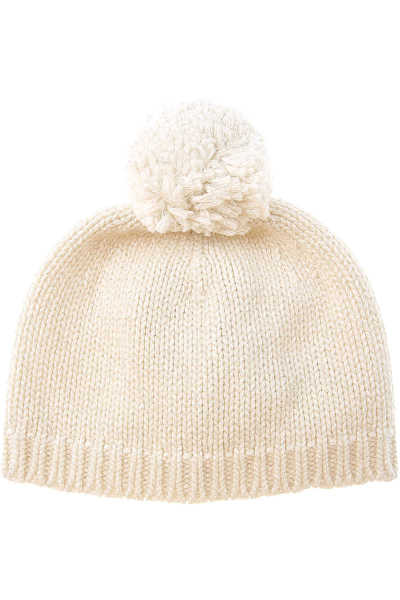 Il Gufo Kids Hats for Girls Milk Canada - GOOFASH - Womens HATS