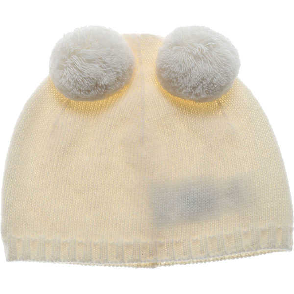 Il Gufo Kids Hats for Girls White Canada - GOOFASH - Womens HATS