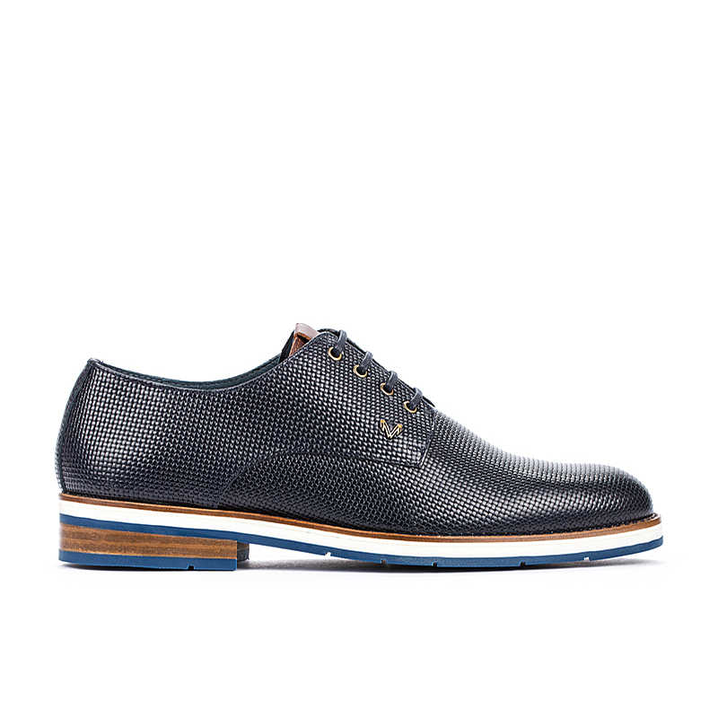 Janet & Janet Lace Up Shoes for Men Oxfords Derbies and Brogues - Martinelli - GOOFASH - Mens LEATHER SHOES