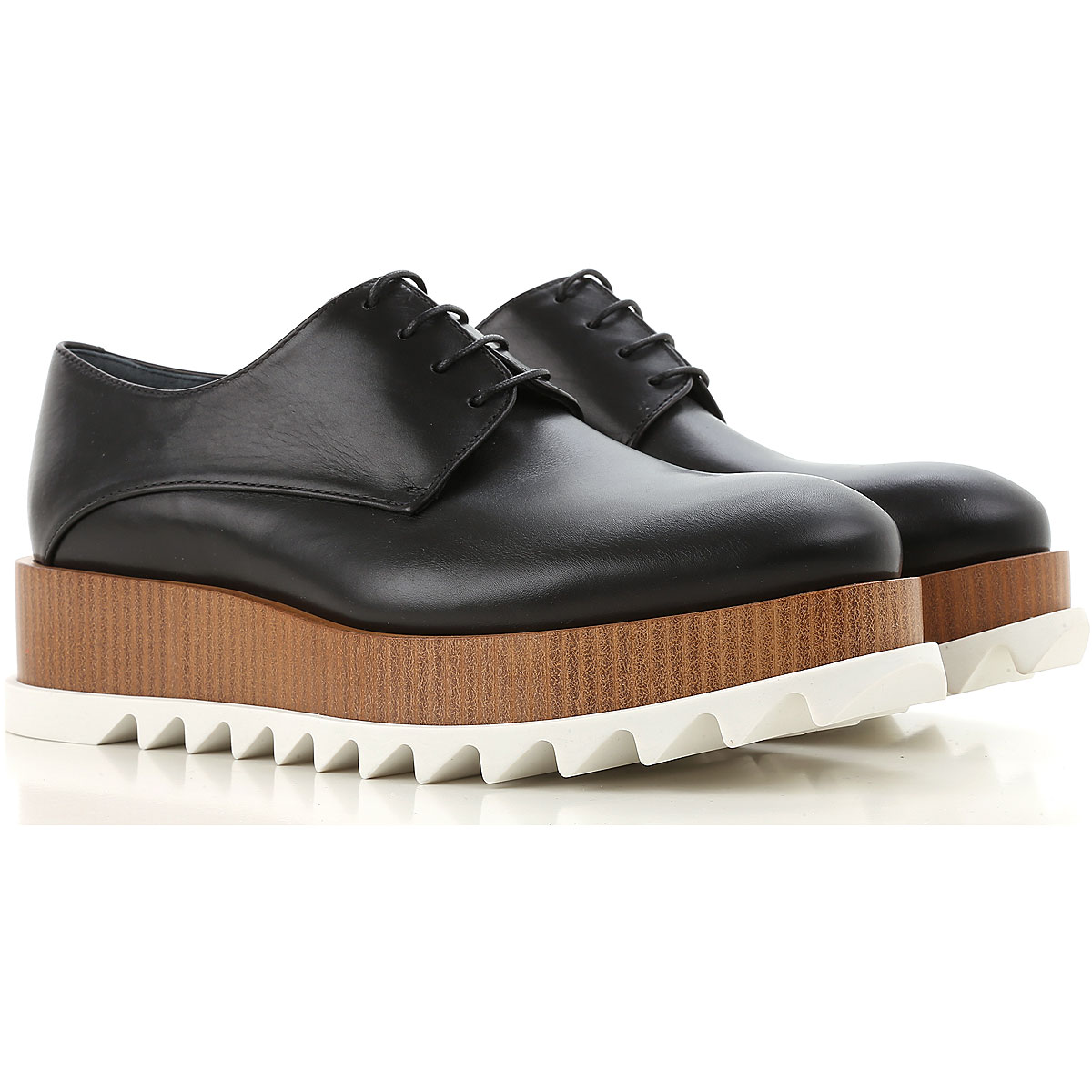 Jil Sander Brogues Oxford Shoes in Outlet Black Canada - GOOFASH -