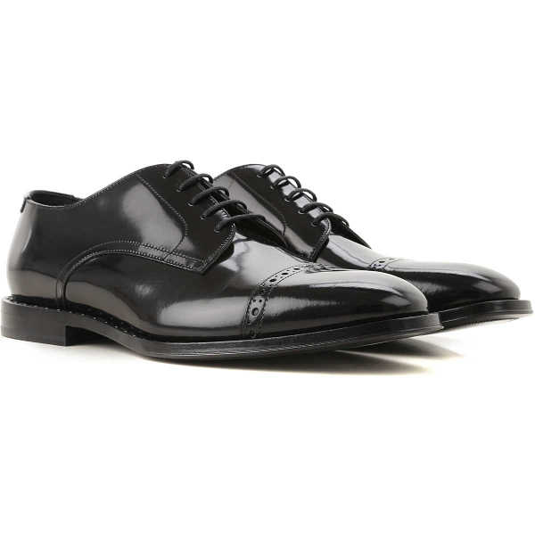 Jimmy Choo Lace Up Shoes for Men Oxfords Derbies and Brogues On Sale in Outlet Canada - GOOFASH - Mens FORMAL SHOES