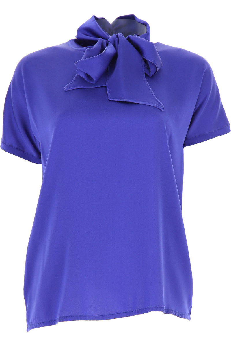 Jucca Top for Women Orient Blue Canada - GOOFASH - Womens TOPS