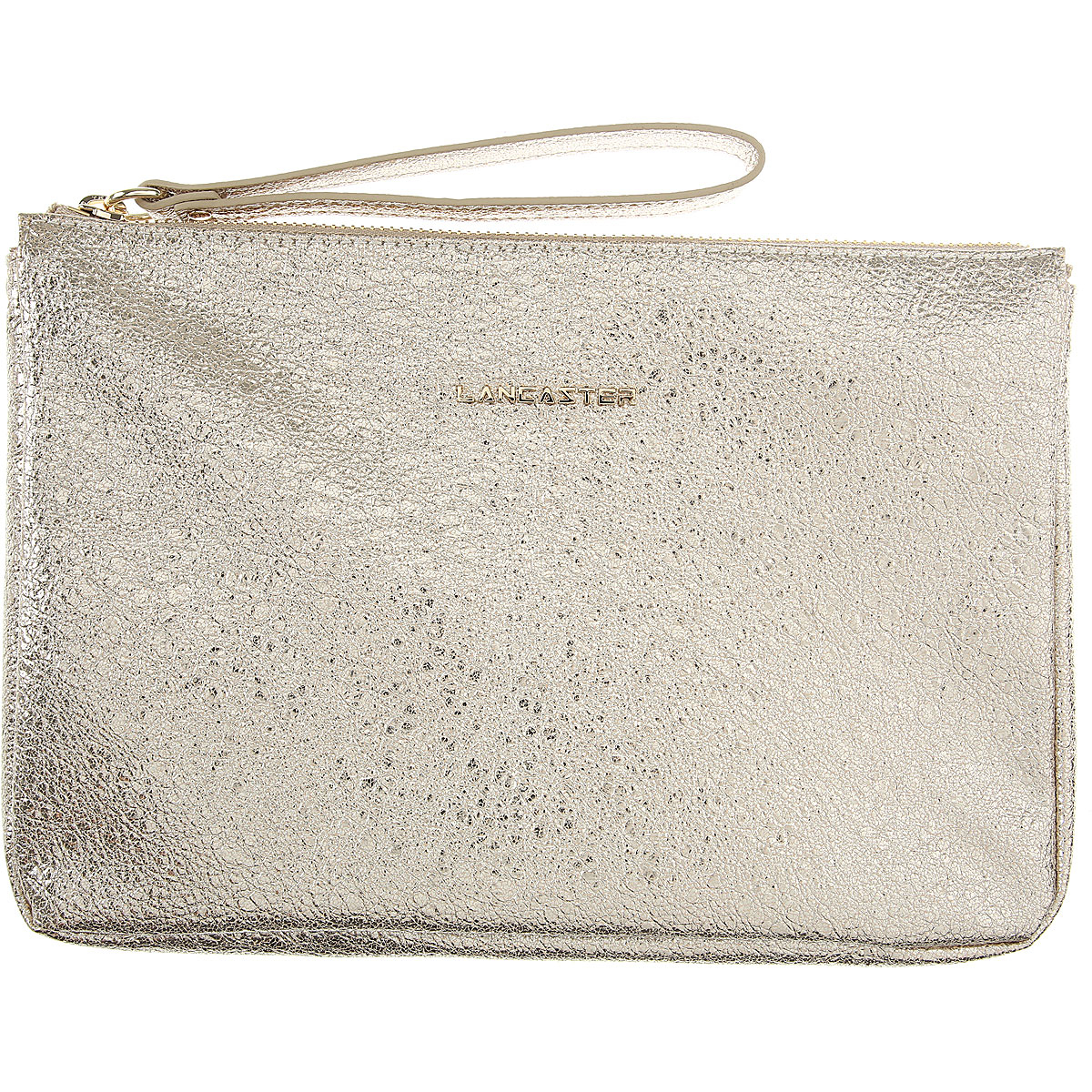Lancaster Women's Pouch Gold Canada - GOOFASH - Womens BAGS