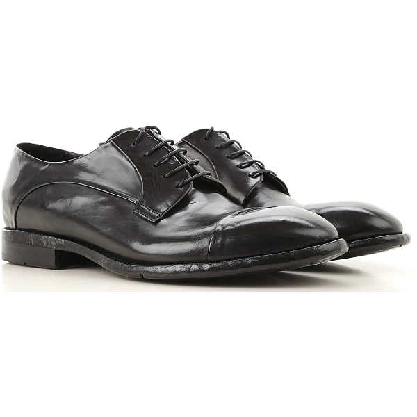 Lemargo Lace Up Shoes for Men Oxfords Derbies and Brogues On Sale Canada - GOOFASH - Mens FORMAL SHOES