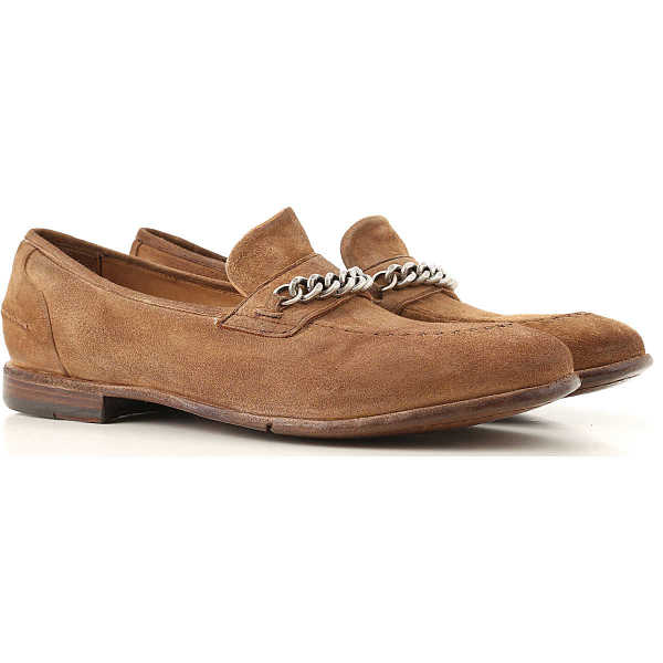 Lemargo Loafers for Men Cork Canada - GOOFASH - Mens LOAFERS