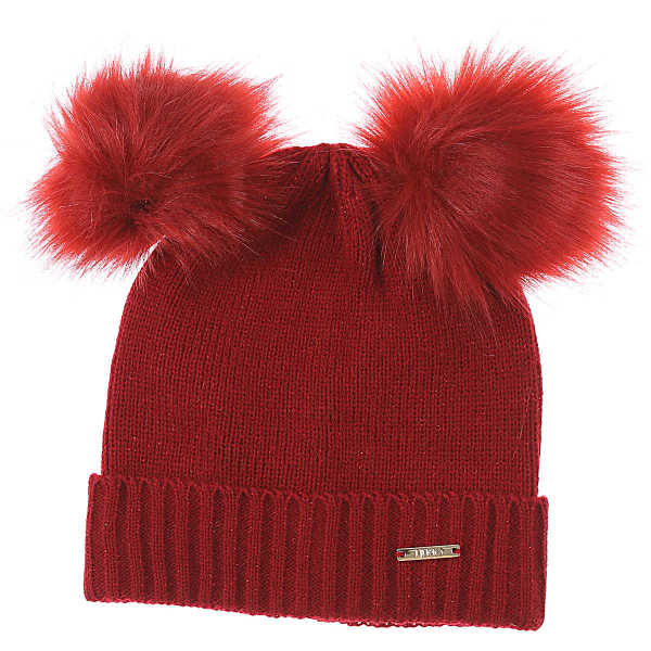 Liu Jo Kids Hats for Girls Ruby Red Canada - GOOFASH - Womens HATS
