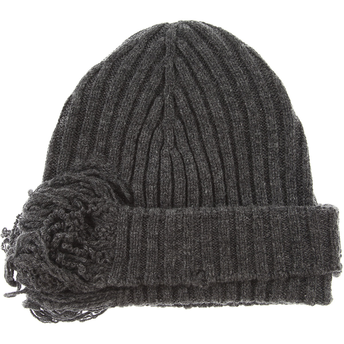 Maison Martin Margiela Hat for Women in Outlet Grey Canada - GOOFASH - Mens HATS