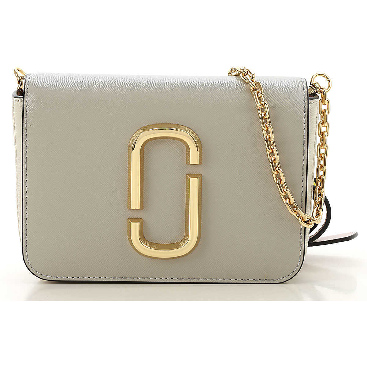 Marc Jacobs Shoulder Bag for Women Pearl Grey Canada - GOOFASH - Womens BAGS