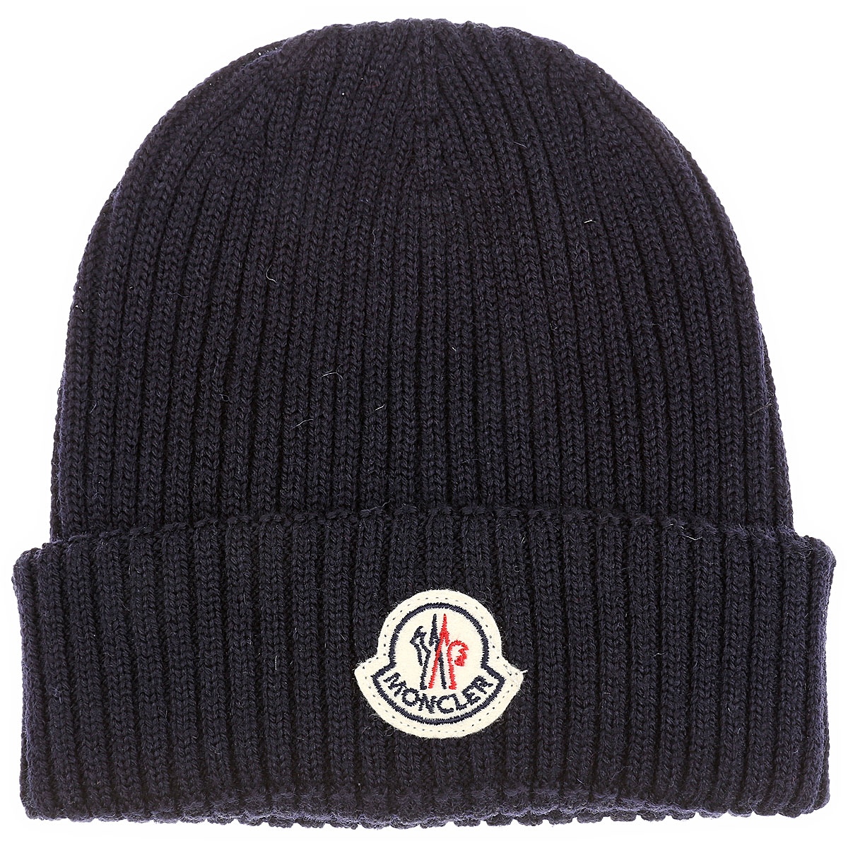 Moncler Hat for Women Navy Blue Canada - GOOFASH - Mens HATS