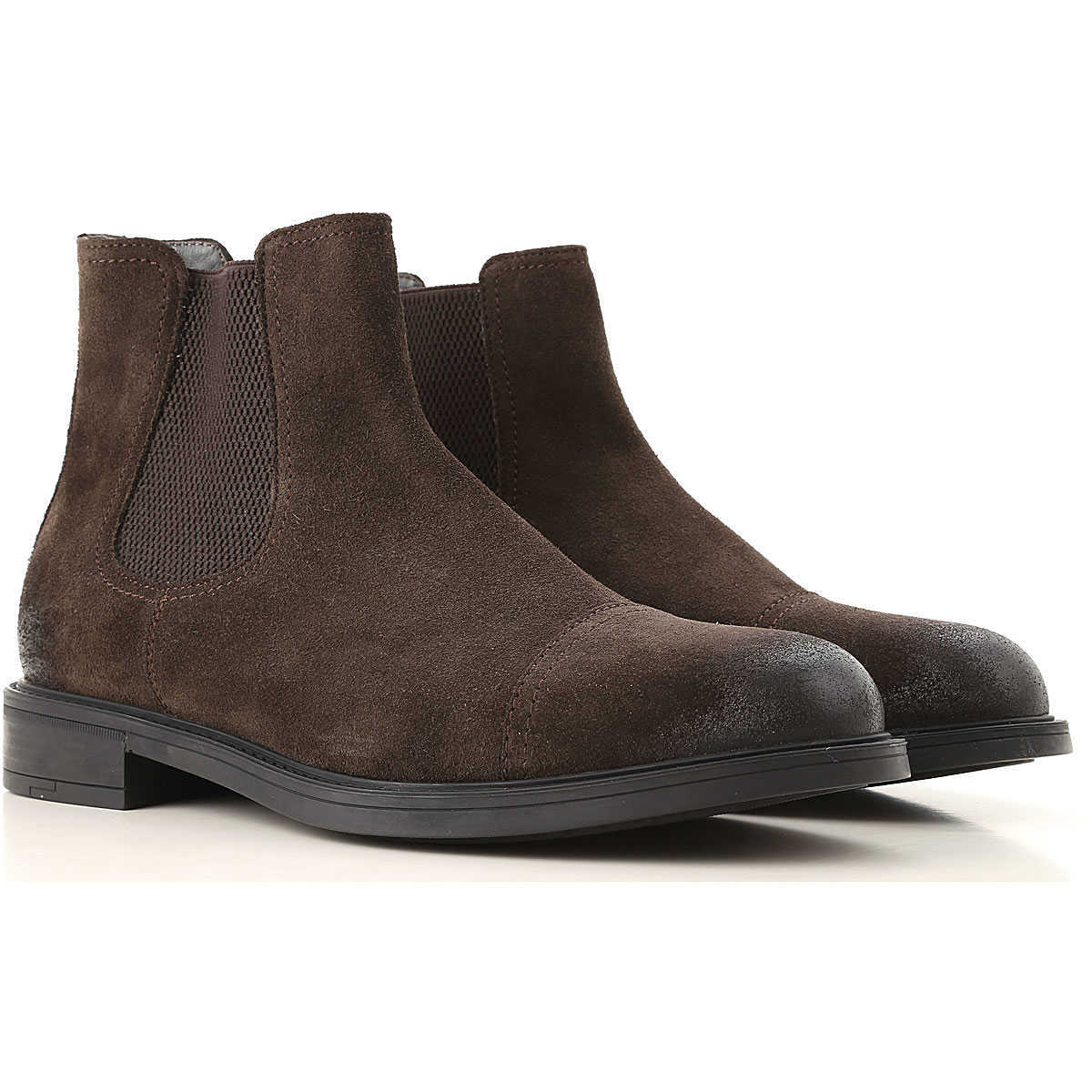 Moreschi Boots for Men Booties On Sale Canada - GOOFASH - Mens BOOTS