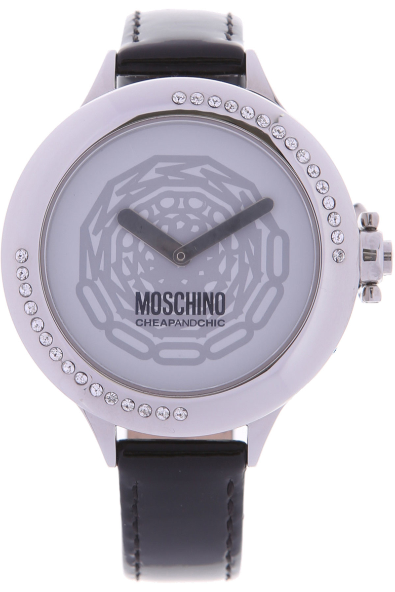 Moschino Watch for Women in Outlet Black Canada - GOOFASH - Womens WATCHES
