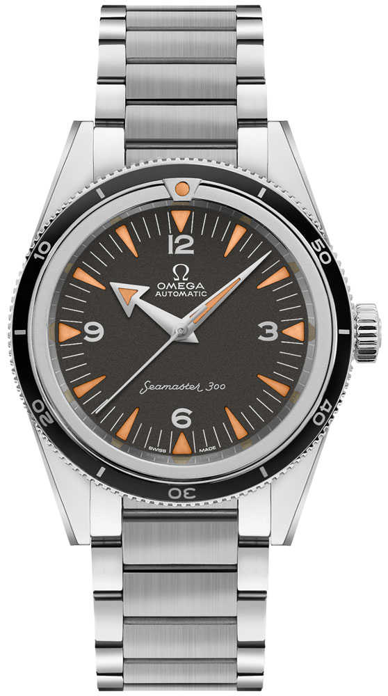 Omega Seamaster 60th Anniversary Limited Edition Men's Watch 234.10.39.20.01.001 Black USA - GOOFASH - Mens WATCHES