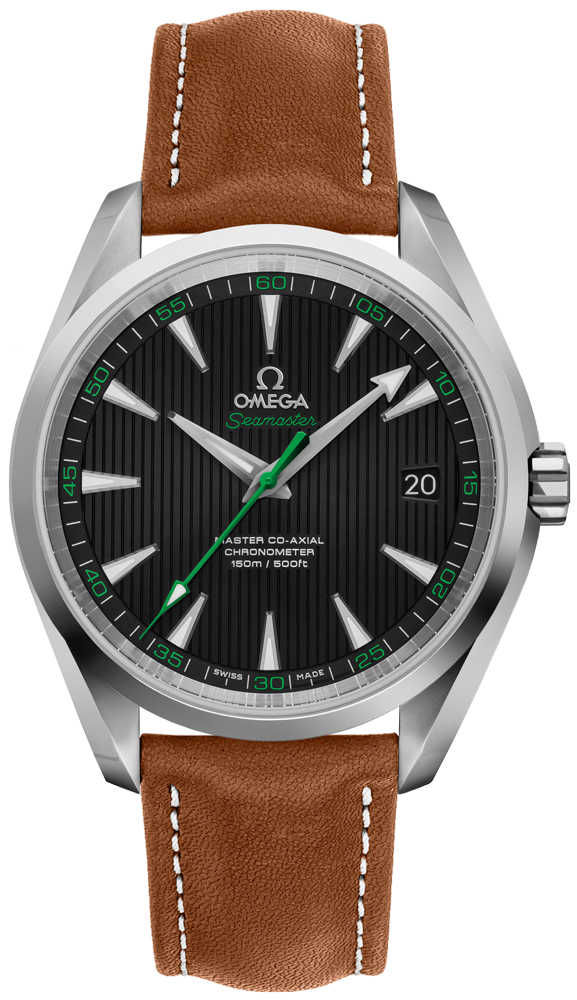 Omega Seamaster Aqua Terra 41.5mm Men's Watch 231.12.42.21.01.003 Black USA - GOOFASH - Mens WATCHES