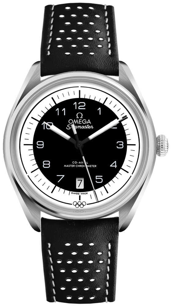 Omega Seamaster Limited Edition Men's Automatic Sports Watch 522.32.40.20.01.003 Black USA - GOOFASH - Mens WATCHES