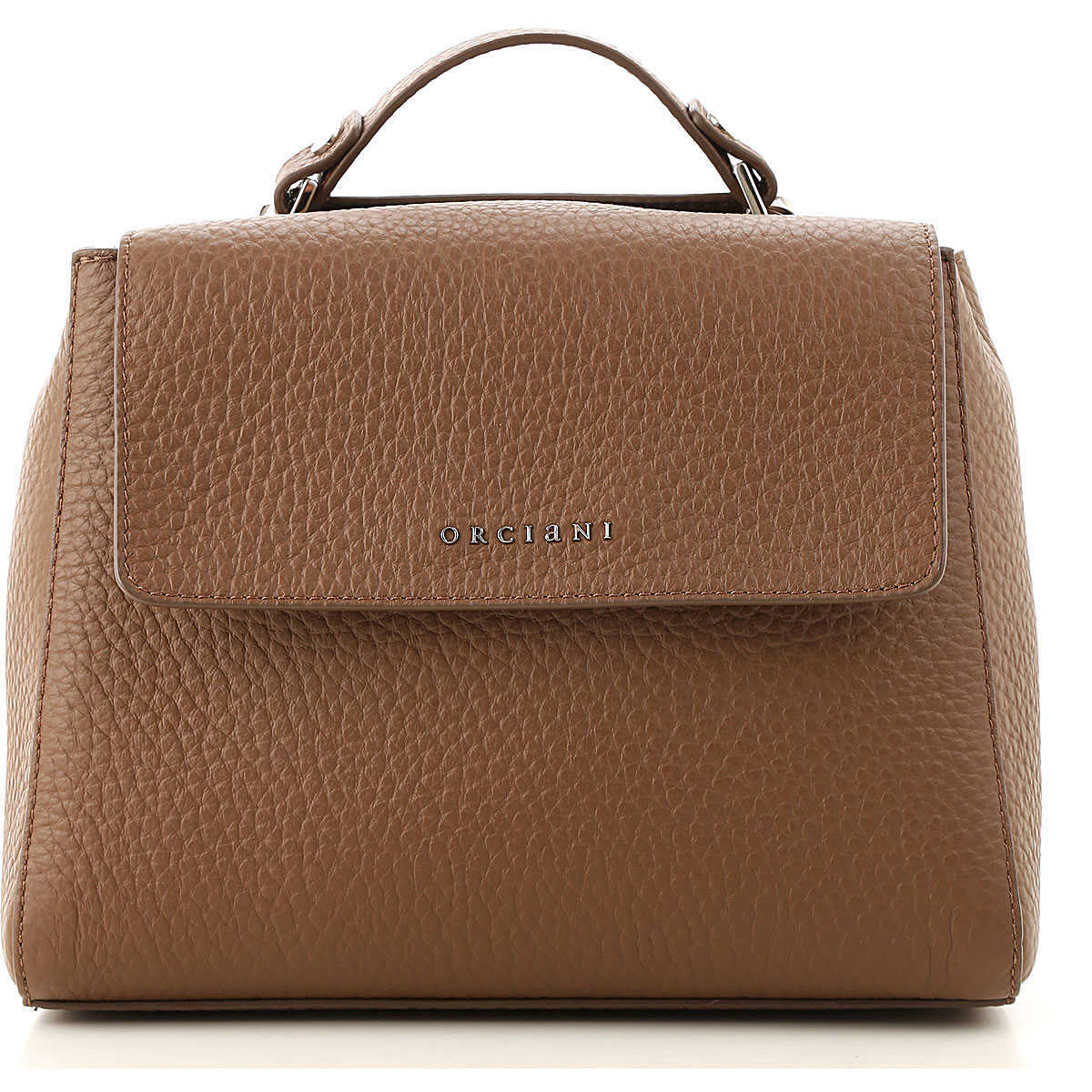 Orciani Shoulder Bag for Women Brown Canada - GOOFASH - Womens BAGS