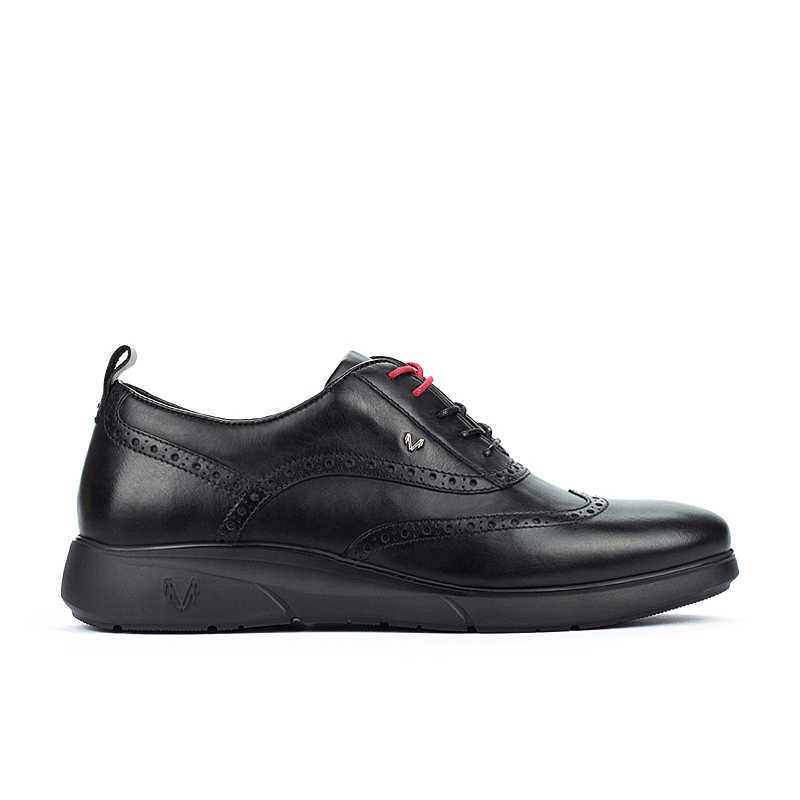 Paloma Barcelo Brogues Oxford Shoes On Sale Black - Martinelli - GOOFASH - Mens LEATHER SHOES